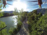 widok z drona